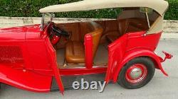 1932 Ford Other 4 DOOR PHAETON