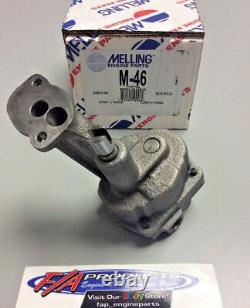 1955 1956 1957 Chevy 265 283 EARLY Small Block V-8 Engines Oil Pump Melling M-46