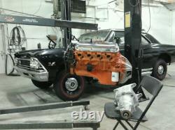 1966 1970 396 427 454 Big Block Restored Engines Make Your Car #s Match Again