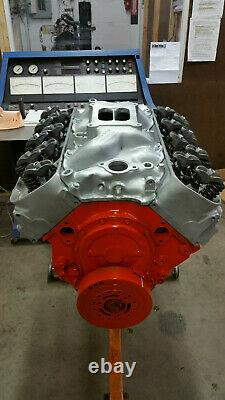1968 Chevelle Camaro 396 Engine (l89 Heads, #163 Winters Intake, #3916323 Block)