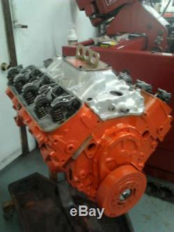 1970 Chevelle Ls6 Engine (refurbished Ready To Install) Rare Solid Lifter 454