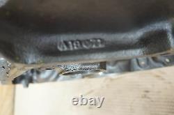 1971 CHEVROLET 402 engine block 3969854 Chevelle Monte Carlo 300HP A-19-71 /R6/