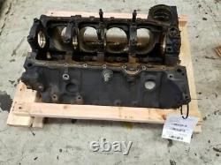 1986-2000 Gmc 2500 Pickup 5.7l Engine Cylinder Bare Block 8-350 Oem 228292