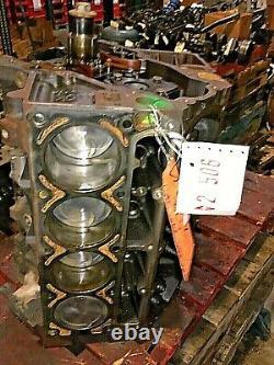 2008 LY6 6.0 Chevrolet LS Short Block Engine Core