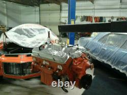 396 427 454 Big Block Restored Engines (make Your Car #s Match Again)