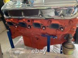 454 Big Block Chevy Complete Engine