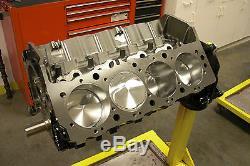 489 Big Block Chevy Stroker Crate Engine 454 496 502 Corvette Nova 550HP/575TQ
