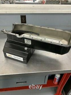 602 Crate Engine Oil Pan Gm Performance Chevrolet small block 25534353 sbc chevy