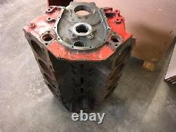 66 Chevelle SS 396 Original Engine Block 3855961 EDH Code 325hp 4 Speed