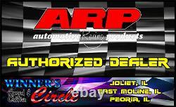 ARP 534-9801 Engine Accessory Bolt Kit Small Block Chevy 302-400 Hex Head