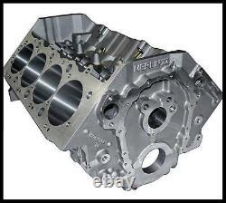 BBC CHEVY 540-555 ENGINE, STAGE 7 DART BLOCK, CRATE MOTOR 724 hp SERPENTINE