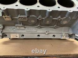 BMP / World Warhawk Aluminum Chevy LS 9.800 Deck Engine Block (SOLID)