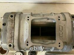 B&m 174 Big Block Chevy Bbc Blower Supercharger Forced Induction Holley Intake