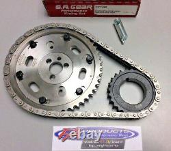 Big Block Chevy Adjustable Cam Timing Race Engine Timing Set S. A. GEAR 78710