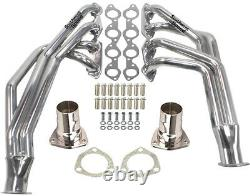 Big Block Chevy Chassis Headers, 55-57 Chevy, 396-502, Stainless Steel, Engine Swap