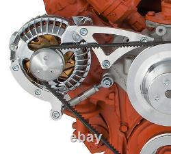 Big Block MOPAR Alternator Bracket 383 400 Chrysler Engines Dodge Plymouth Vbelt