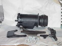 CHEVELLE EL CAMINO NEW A C Compressor & Brackets SMALL BLOCK ENGINES ONLY