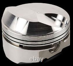 CHEVY BBC 572 STAGE 8.0 TURN KEY ENGINE, DART BLOCK, 740 hp