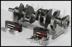CHEVY TURN KEY SBC 434 STAGE 5.5 DART BLOCK, AFR HEADS, CRATE MOTOR 632 hp