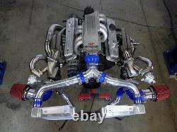 CXRacing Header Manifold For 82-92 Chevrolet Camaro Small Block Motor SBC Engine