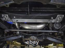 CXRacing Turbo Header Kit For 68-72 Chevrolet Chevelle SBC Small Block Engine