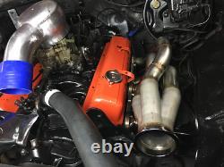 CXRacing Turbo Kit For 74-81 Chevrolet Camaro Small Block SBC Engine