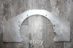 Chevy 350 Mid-Mount Motor Engine Plate Small/Big Block CNC Aluminum SBC BBC 4030