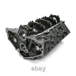 Chevy SBC 400 B-4.125 M-400 DH-9.025 4-Bolt Main Iron Engine Block -Unfinished