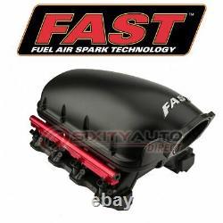 FAST Engine Intake Manifold for 2010-2015 Chevrolet Camaro Cylinder Block ux
