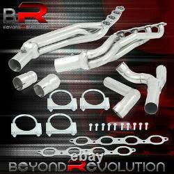 For 2014-2018 Chevy Silverado Sierra 5.3 6.2 V8 Performance Exhaust 8-2-1 Header