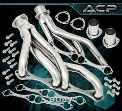 For Chevy Small Block 262-400 V8 Engine Stainless Manifold Exhaust Header Gasket