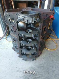 GM 10237297 Gen VI 454 Big Block Chevy 4 Bolt Main Engine Block Vortec 7.4 L-29