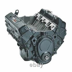 GM Chevrolet GMC Motor Small Block Engine 5.7 350 V8 1973-1985 4 Bolt LT1/LT4