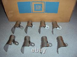 GM NOS Spark Plug Wire Heat Shield (8) Big Block Chevy 396 402 427 454 Engine