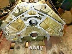 Gen IV 5.3 4.8 Chevrolet 1500 Aluminum Bare Block Engine Core 2007-2013