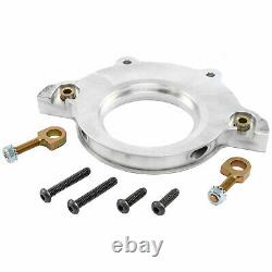 JEGS 502500 Rear Main Seal Adapter Fits 1986-02 Small Block Chevy Engine Block
