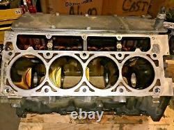 LS3 L92 Aluminum GM 6.2L Bare Engine Block Casting 12584724