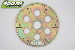 Monster Engine Parts Small Block Chevy 400 Steel Flexplate MEP1002