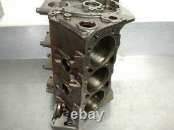 Original 262 Chevy Engine Block 1991 Oem 4.3l V-6 Casting 10105867 Std Bore