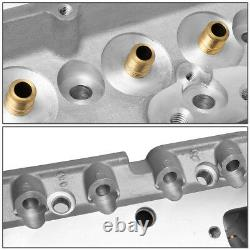 Performance Aluminum Bare Cylinder Head For Small Block Sbc 350 Chevy Engine