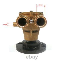 Raw Sea Water Pump for GM, Chevrolet, Chevy 305, 350, 454, Ford 302, 351 Engines