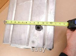 SBC Chevy Small Block Aluminum Dry Sump Engine Oil Pan Sprint Car 4 1/2