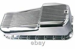 Small Block Chev Engine Oil Pan Polished Alloy Suit Early Sbc 1955-79 Hot Rod