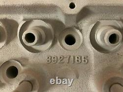 Small Block Chevy 307 327 Gm 3927185 Engine Cylinder Head Nos 1220