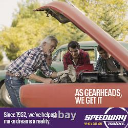 Speedway 82-97 Small Block Chevy SBC 350 V8 Engine 2WD S10 Blazer Swap Headers