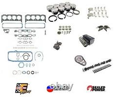 Stage 1 Master Engine Rebuild Overhaul Kit for 1987-1995 Chevrolet 350 5.7L TBI