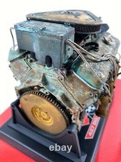 16 Scale Chevy 427 Big Block Motor Engine Grange Personnalisée Trouver Par Temps