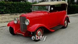 1932 Ford Autres 4 Portes Phaeton
