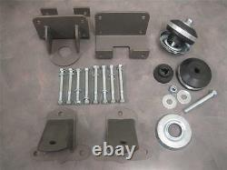1949 1954 Chevy Car Engine Mount Kit Small Block Chevy W Mustang II Front End