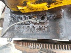1956 Chevrolet V8 265 4.3 Litres Petit Bloc Complet Moteur 3720991 F56f